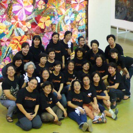 Taiwan Art Quilt Society